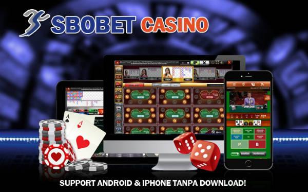 Judi Online Sbobet Casino Online