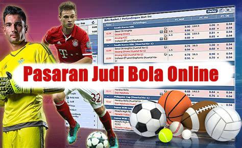 pasaran judi bola maxbet online